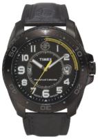 Timex Expedition Miesten kello T45541 Musta/Nahka Ø41 mm