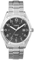 Timex 99999 Miesten kello TW2P89200 Musta/Teräs Ø39 mm