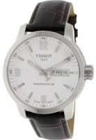 Tissot T-Sport Miesten kello T055.430.16.017.00 Valkoinen/Nahka Ø39