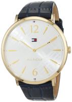 Tommy Hilfiger Classic Naisten kello 1781843 Hopea/Nahka Ø40 mm