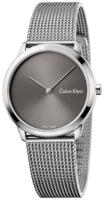Calvin Klein Minimal Naisten kello K3M221Y3 Harmaa/Teräs Ø35 mm