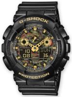 Casio G-Shock Miesten kello GA-100CF-1A9ER Monivärinen/Muovi Ø51 mm