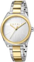 Esprit 99999 Naisten kello ES1L056M0075 Hopea/Kullansävytetty teräs
