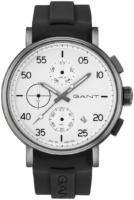 Gant 99999 Miesten kello GT037003 Valkoinen/Kumi Ø45 mm