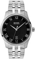 Hugo Boss 99999 Miesten kello 1513588 Musta/Teräs Ø41 mm