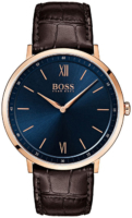 Hugo Boss 99999 Miesten kello 1513661 Sininen/Nahka Ø40 mm