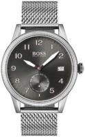 Hugo Boss 99999 Miesten kello 1513673 Musta/Teräs Ø42 mm