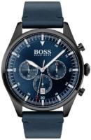 Hugo Boss 99999 Miesten kello 1513711 Sininen/Nahka Ø44 mm
