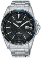 Pulsar 99999 Miesten kello PX3203X1 Musta/Teräs Ø42 mm
