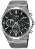 Pulsar 99999 Miesten kello PZ5097X1 Musta/Titaani Ø44 mm