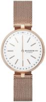 Skagen Signatur Naisten kello SKT1404 Valkoinen/Punakultasävyinen