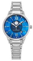 Alexander Monarch Naisten kello A204B-02 Sininen/Teräs Ø35 mm