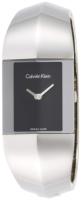 Calvin Klein 99999 Naisten kello K7C2S111 Musta/Teräs