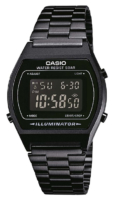 Casio Collection Miesten kello B640WB-1BEF LCD/Teräs 38.9x35 mm