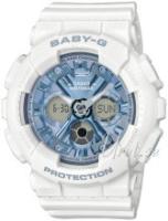 Casio Baby-G Naisten kello BA-130-7A2ER Sininen/Muovi Ø43 mm