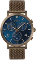Hugo Boss 99999 Miesten kello 1513693 Sininen/Teräs Ø42 mm