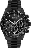 Hugo Boss 99999 Miesten kello 1513754 Musta/Teräs Ø45 mm