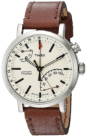 Timex 99999 Miesten kello TW2P92400 Kerma/Nahka Ø42 mm