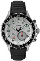 Timex 99999 Miesten kello TW2R39500 Valkoinen/Nahka Ø43 mm