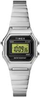Timex Classic Naisten kello TW2T48200 LCD/Teräs