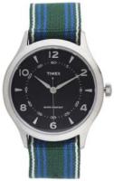 Timex 99999 Naisten kello TW2T97200LG Musta/Tekstiili Ø35 mm