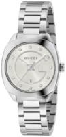 Gucci 99999 Naisten kello YA142504 Valkoinen/Teräs Ø30 mm