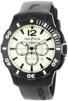 Nautica 99999 Miesten kello N20059G Valkoinen/Muovi Ø46 mm