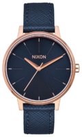 Nixon The Kensington Naisten kello A1082195-00 Sininen/Nahka Ø37 mm