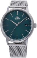 Orient 99999 Miesten kello RA-AC0E06E10B Vihreä/Teräs Ø40 mm