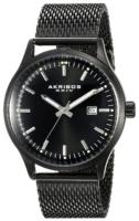 Akribos XXIV 99999 Miesten kello AK901BK Musta/Teräs Ø42.5 mm