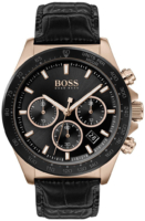 Hugo Boss 99999 Miesten kello 1513753 Musta/Nahka Ø45.07 mm