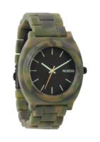 Nixon The Time Teller Acetate A3271428-00 Musta/Keraaminen Ø40 mm