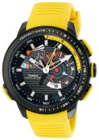 Timex Intelligent Miesten kello TW2P44500DH Musta/Kumi Ø46 mm