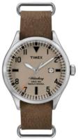 Timex 99999 Miesten kello TW2P64600 Beige/Teräs Ø42 mm