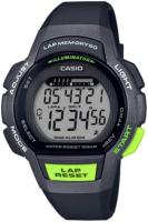 Casio Collection Naisten kello LWS-1000H-1AVEF LCD/Muovi