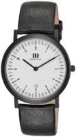 Danish Design 99999 Miesten kello IQ18Q820 Valkoinen/Nahka Ø37 mm