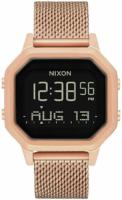 Nixon 99999 Naisten kello A1272897-00 LCD/Punakultasävyinen