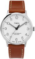 Timex 99999 Miesten kello TW2T27500 Valkoinen/Nahka Ø40 mm