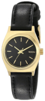 Nixon The Time Teller Naisten kello A509010-00 Musta/Nahka Ø26 mm