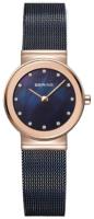 Bering Classic Naisten kello 10126-367 Sininen/Teräs Ø26 mm