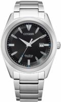 Citizen Titanium Miesten kello AW1640-83E Musta/Titaani Ø41 mm