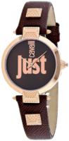 Just Cavalli 99999 Naisten kello JC1L076L0045 Ruskea/Nahka Ø28 mm