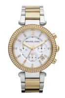 Michael Kors Parker Naisten kello MK5626 Valkoinen/Kullansävytetty