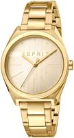 Esprit 99999 Naisten kello ES1L056M0055 Samppanja/Kullansävytetty