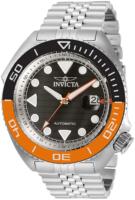 Invicta Pro Diver Miesten kello 30414 Musta/Teräs Ø47 mm