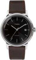 Timex 99999 Miesten kello TW2T23000 Musta/Nahka Ø40 mm