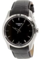 Tissot T-Trend Miesten kello T035.446.16.051.00 Musta/Nahka Ø39 mm