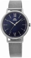 Orient Classic Naisten kello RA-QC1701L10B Sininen/Teräs Ø34 mm
