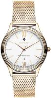 Gant 99999 Naisten kello G125003 Valkoinen/Kullansävytetty teräs