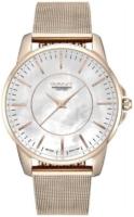 Gant 99999 Naisten kello GT060001 Valkoinen/Punakultasävyinen Ø35 mm